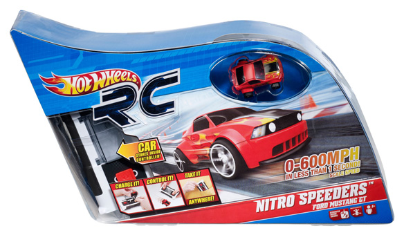 Hot Wheels RC Nitro